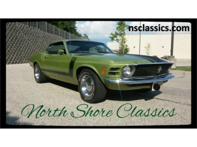 1970 Ford Mustang | 896664