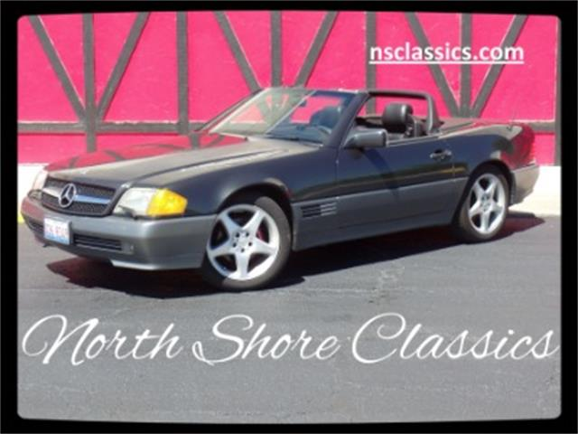 1992 Mercedes Benz SL 300 | 896665