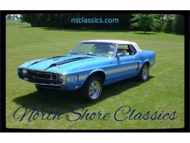 1969 Ford Mustang   896666