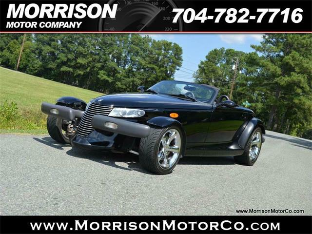 1999 Plymouth Prowler | 896668