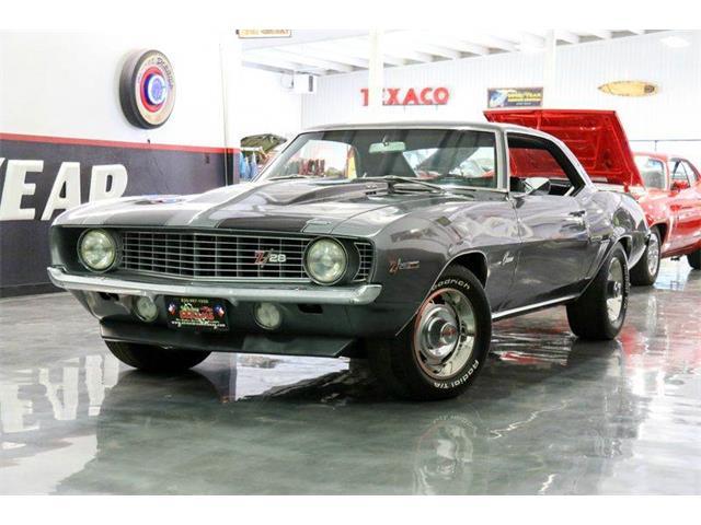 1969 Chevrolet Camaro | 896672