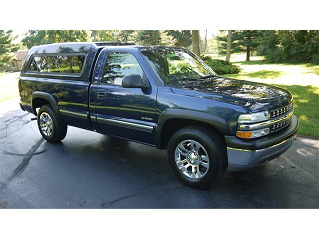 2000 Chevrolet 1500 4x4 Pickup | 896675