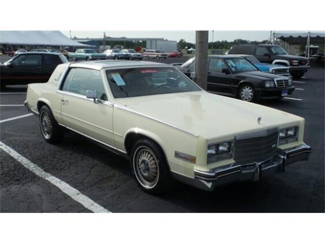1984 Cadillac Eldorado Biarritz Coupe   896679