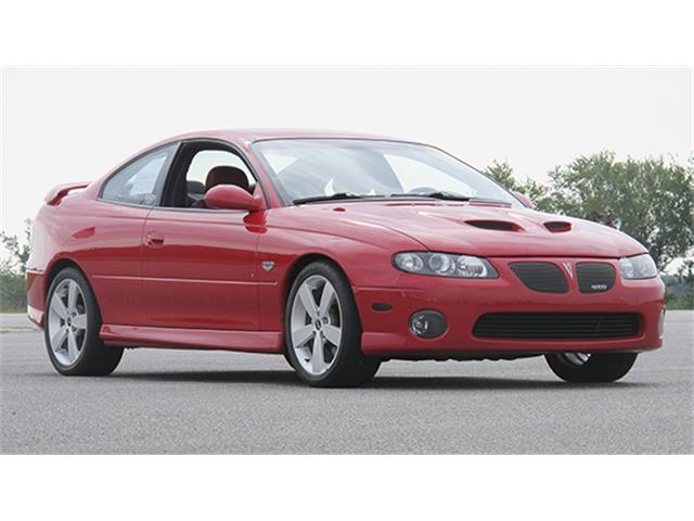 2006 Pontiac GTO | 896728