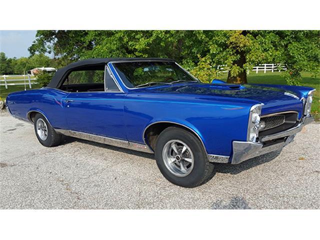 1967 Pontiac GTO | 896740