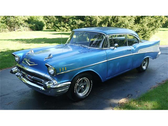 1957 Chevrolet Bel Air Sport Coupe | 896744