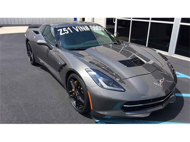 "2015 Chevrolet Corvette ""Stingray #1"" 