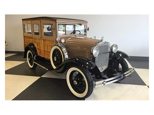 1931 Ford Model A   896757