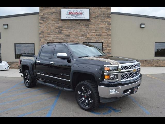 2014 Chevrolet Silverado 1500LTZ Duck Commander | 896775