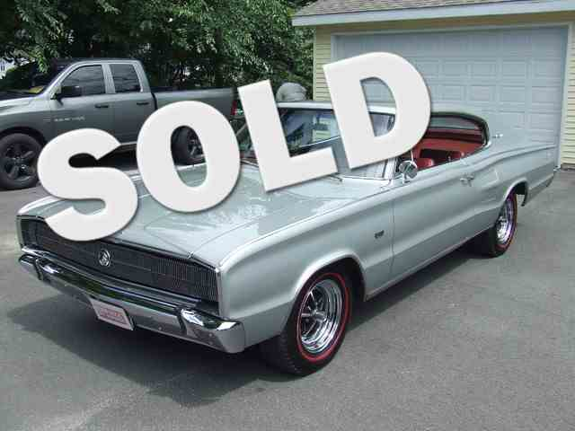 1966 Dodge Charger   896783