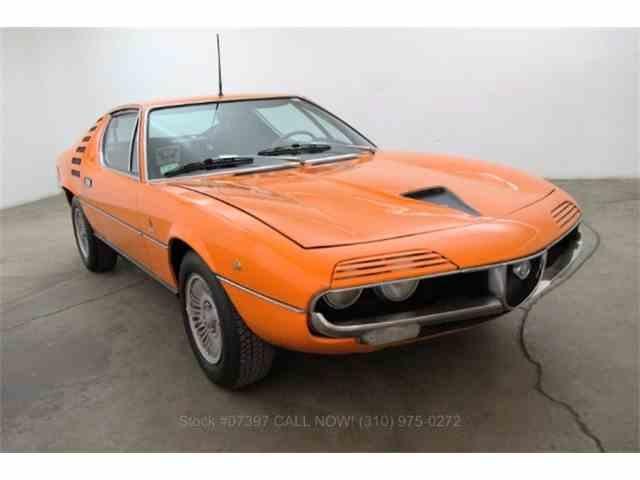1972 Alfa Romeo Montreal | 896784