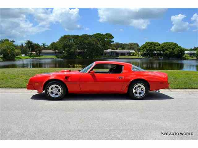 1976 Pontiac Firebird Trans Am | 896786