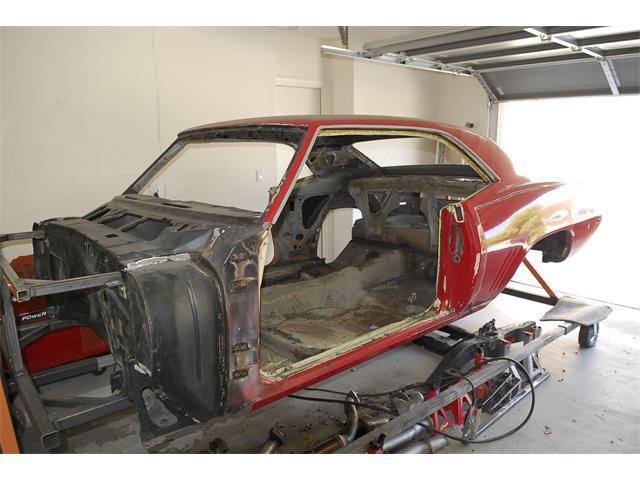 1969 Chevrolet Camaro | 896791
