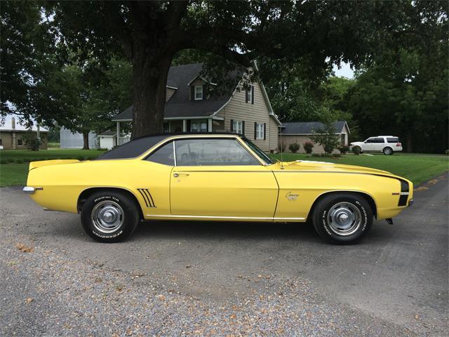 1969 Chevrolet Camaro SS | 896793