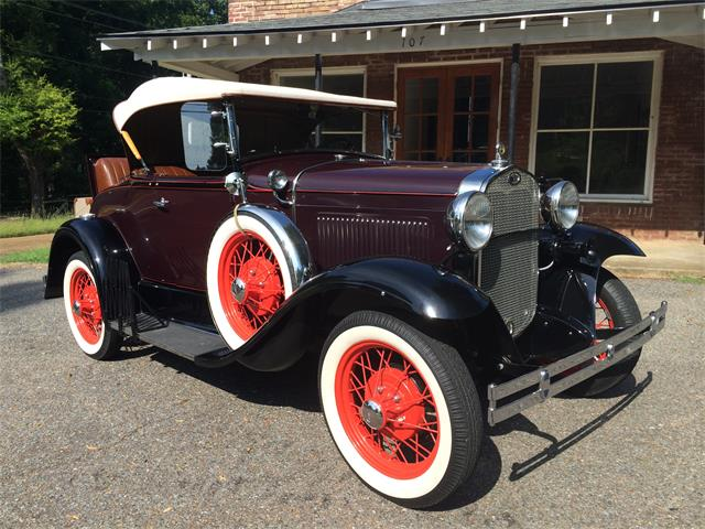 1930 Ford Model A | 896794