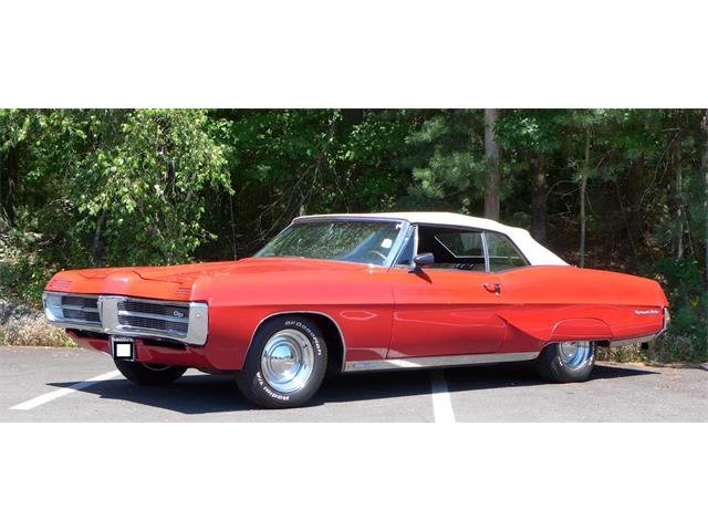1967 Pontiac Grand Prix | 896802