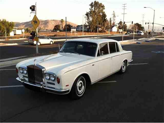 1969 Rolls-Royce Silver Shadow | 896803