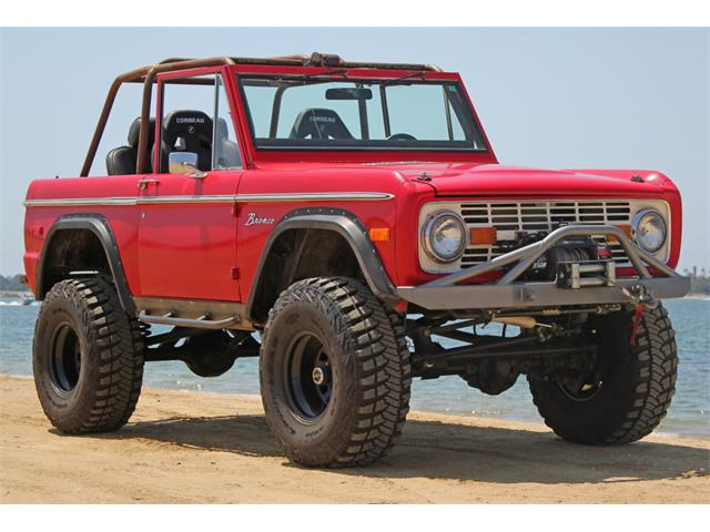 1972 Ford Bronco | 896810