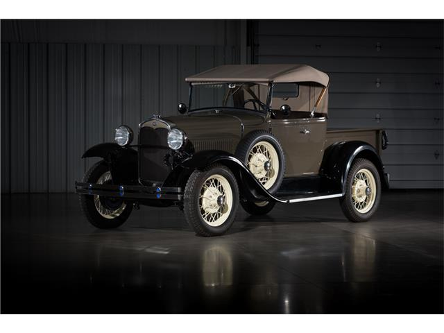 1931 Ford Model A   896813