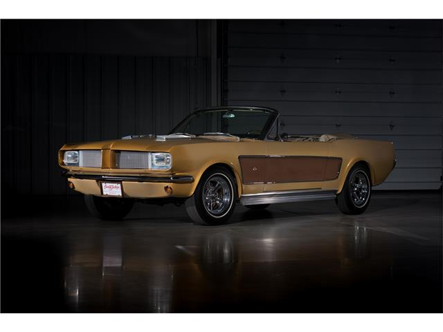 1966 Ford Mustang | 896826