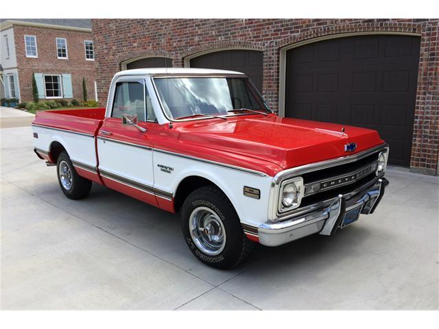 1969 Chevrolet C/K 10 | 896828