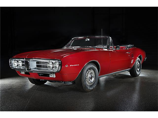 1967 Pontiac Firebird | 896840