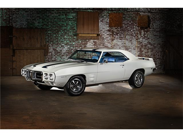 1969 Pontiac Firebird Trans Am | 896843