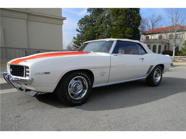 1969 CHEVROLET CAMARO INDY PACE CAR | 896850