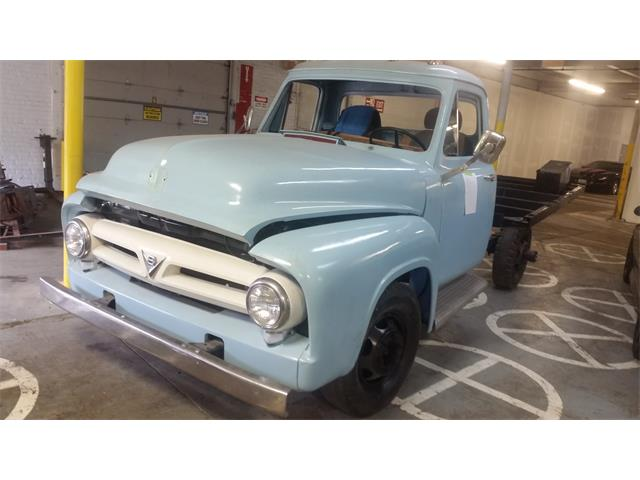 1953 Ford F350 | 896860