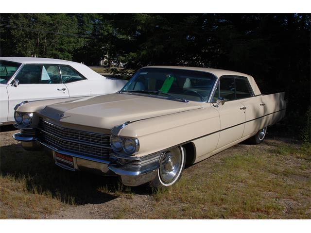 1963 Cadillac Series 62 | 896862