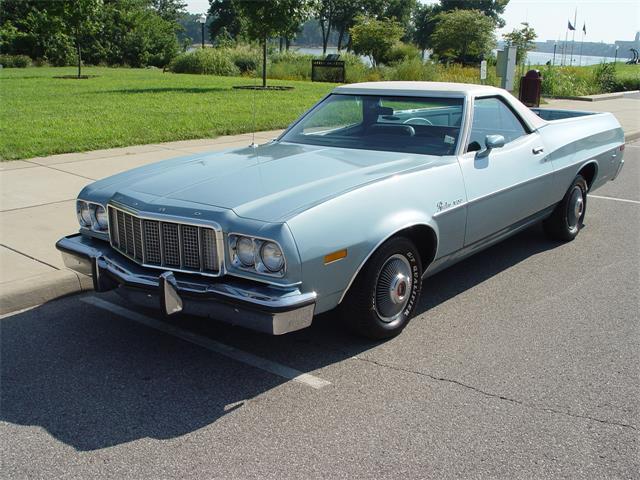 1975 Ford Ranchero | 896875