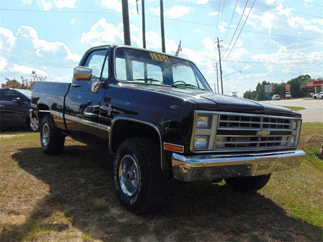 1984 Chevrolet Silverado | 896882