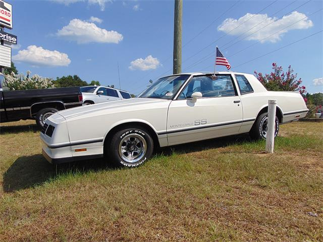 1983 Chevrolet Monte Carlo | 896885