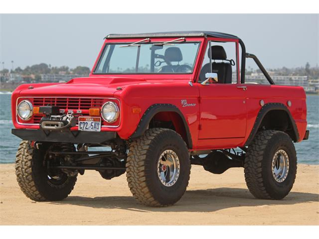1976 Ford Bronco | 896886