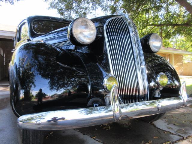 1937 Plymouth DeLuxe 4Door | 896889