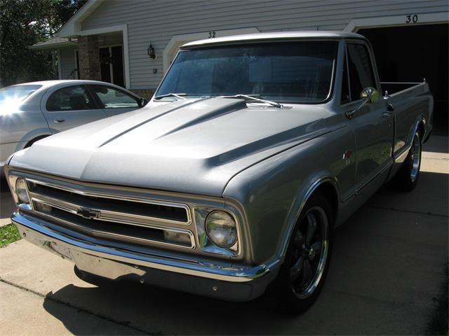 1967 Chevrolet C/K 10 | 896893