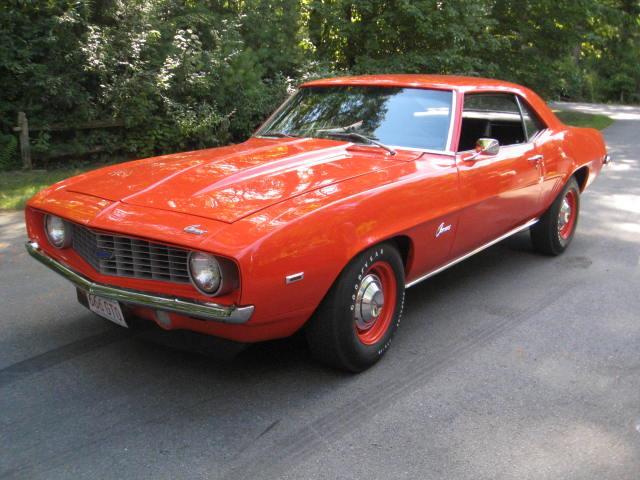 1969 Chevrolet Camaro | 896895
