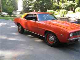 1969 Chevrolet Camaro for Sale - CC-896895