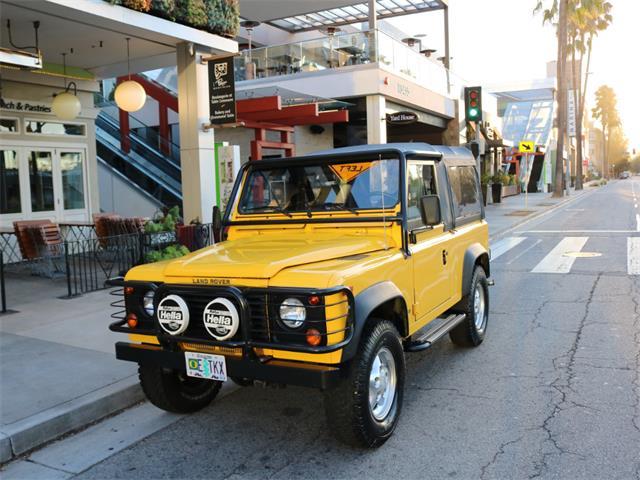 1997 Land Rover Defender | 890069