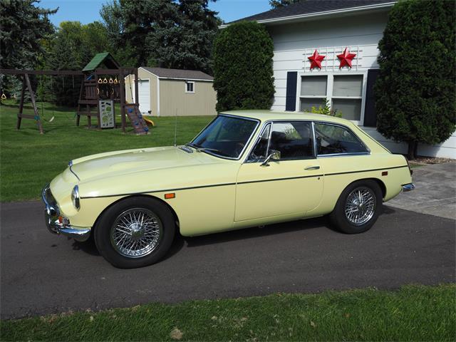 1969 MG MGC | 896908