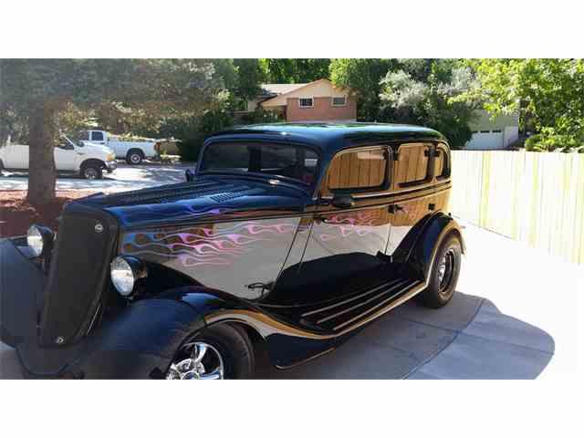 1933 Ford 4-Dr Sedan | 896909