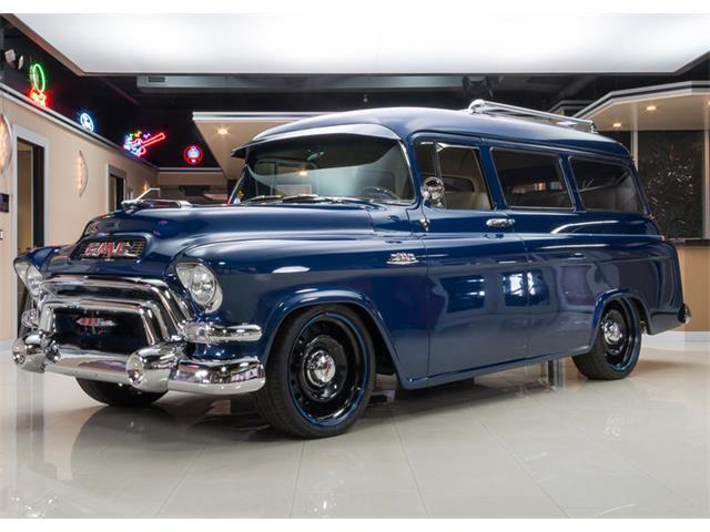 1955 GMC Suburban Carryall Custom | 890691