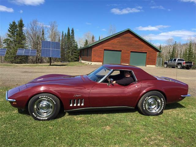 1969 Chevrolet Corvette | 896910