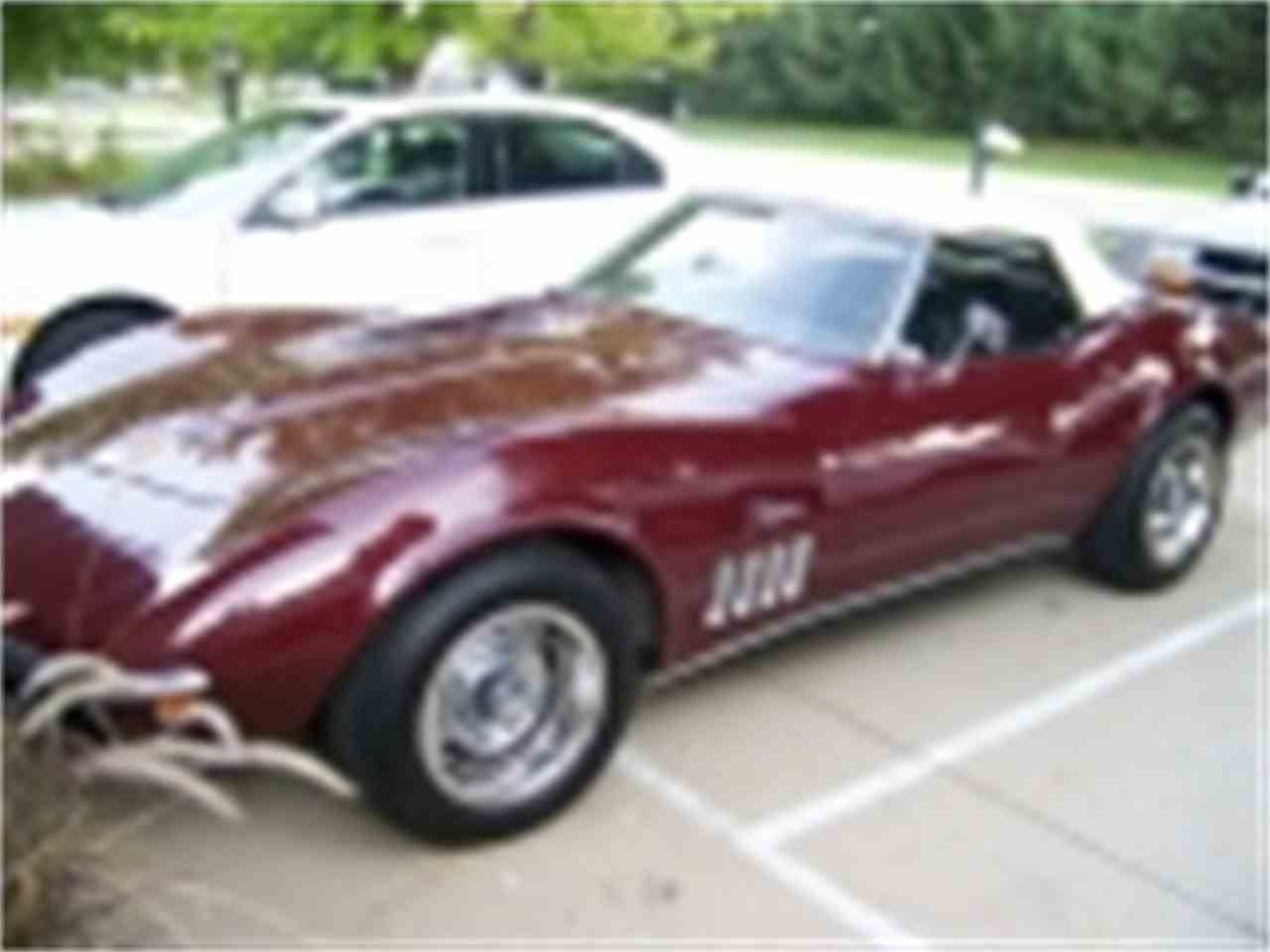 1969 chevrolet corvette for sale cc 896910. Black Bedroom Furniture Sets. Home Design Ideas