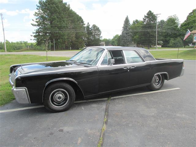 1961 to 1963 lincoln continental for sale on classiccars. Black Bedroom Furniture Sets. Home Design Ideas
