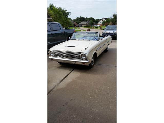 1963 Ford Falcon Futura | 896915