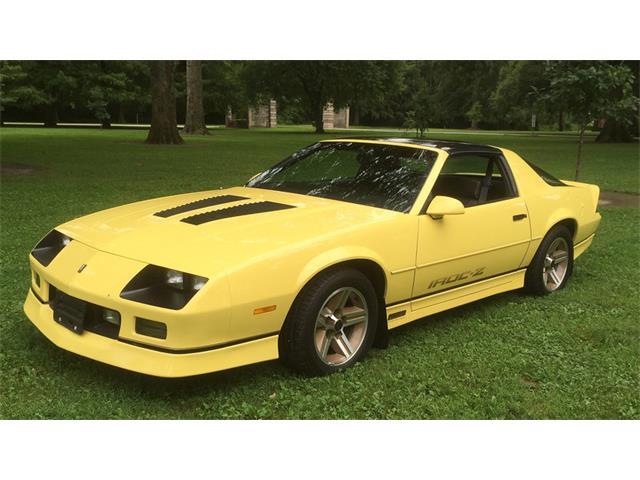 1987 Chevrolet Camaro IROC-Z | 896916