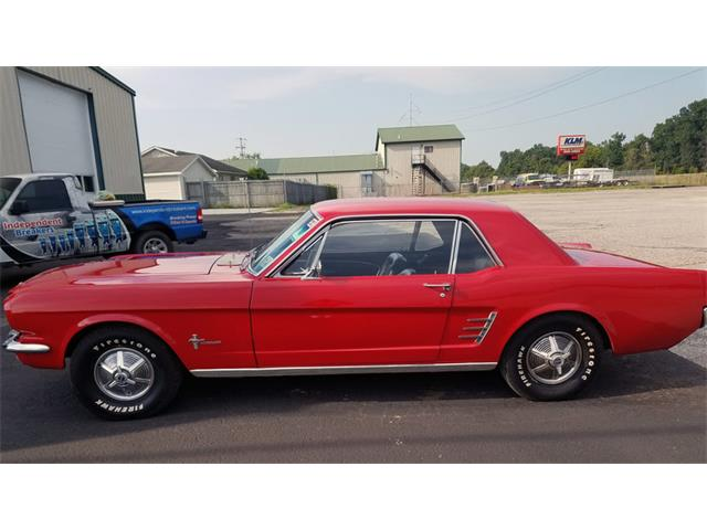 1966 Ford Mustang | 896917