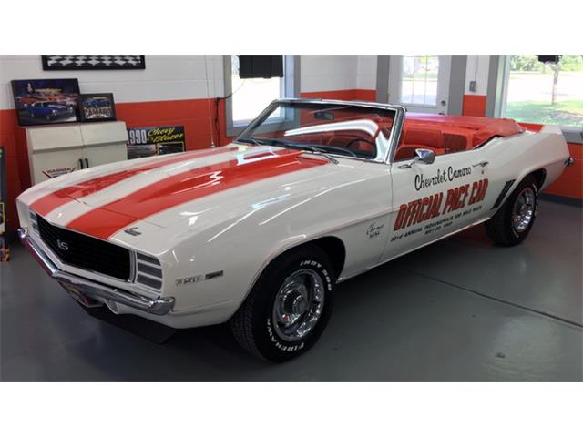1969 Chevrolet Camaro RS/SS | 896923