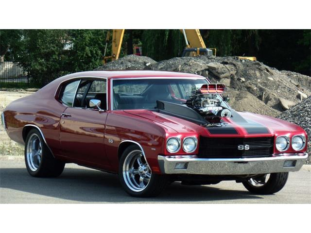 1970 Chevrolet Chevelle | 896925